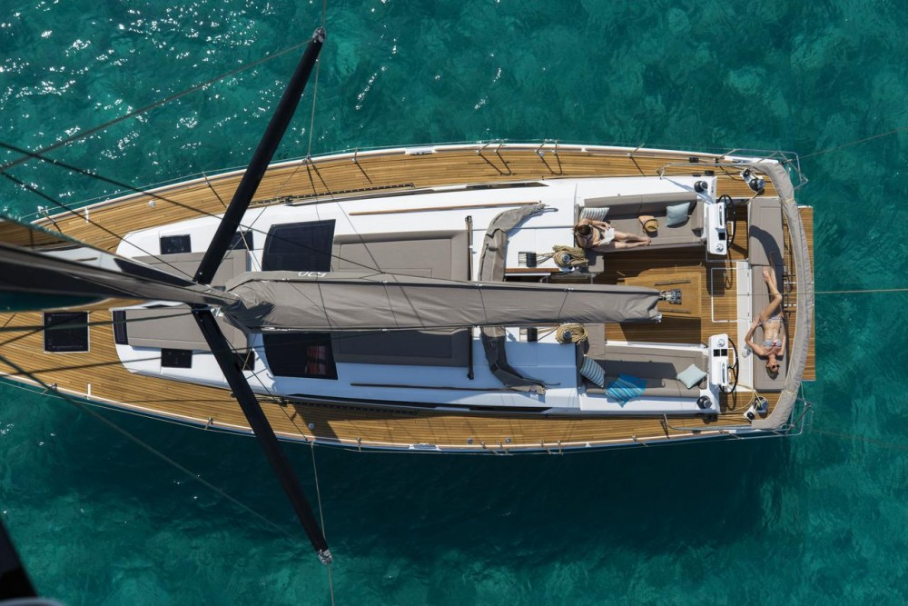 Boat rental Dufour Dufour 520 Grand Large in Primošten on Samboat