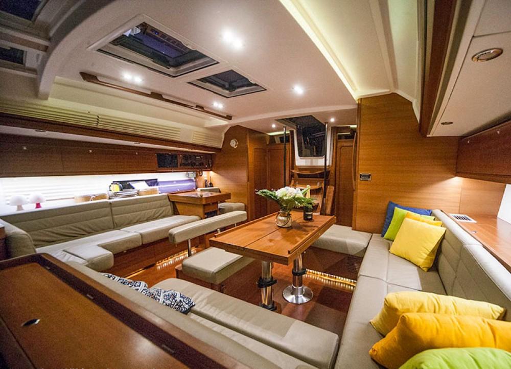 Rental Sailboat in Primošten - Dufour Dufour 56 Exclusive - 5 + 1 cab.