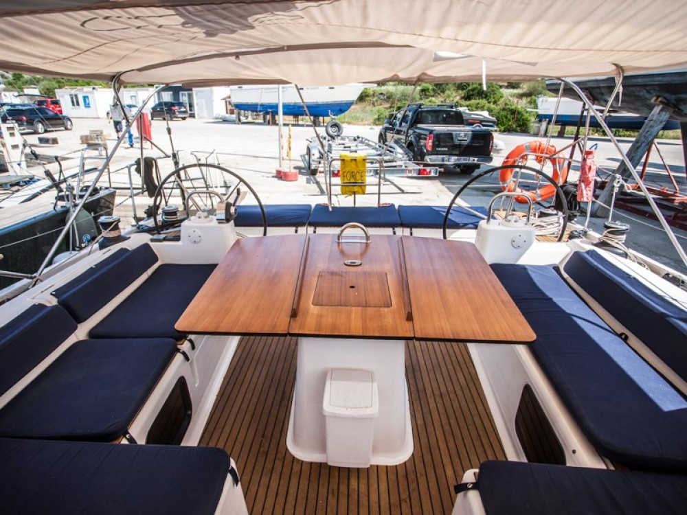 Rental Sailboat in  - Dufour Dufour Exclusive 56 - 5 + 1 cab.