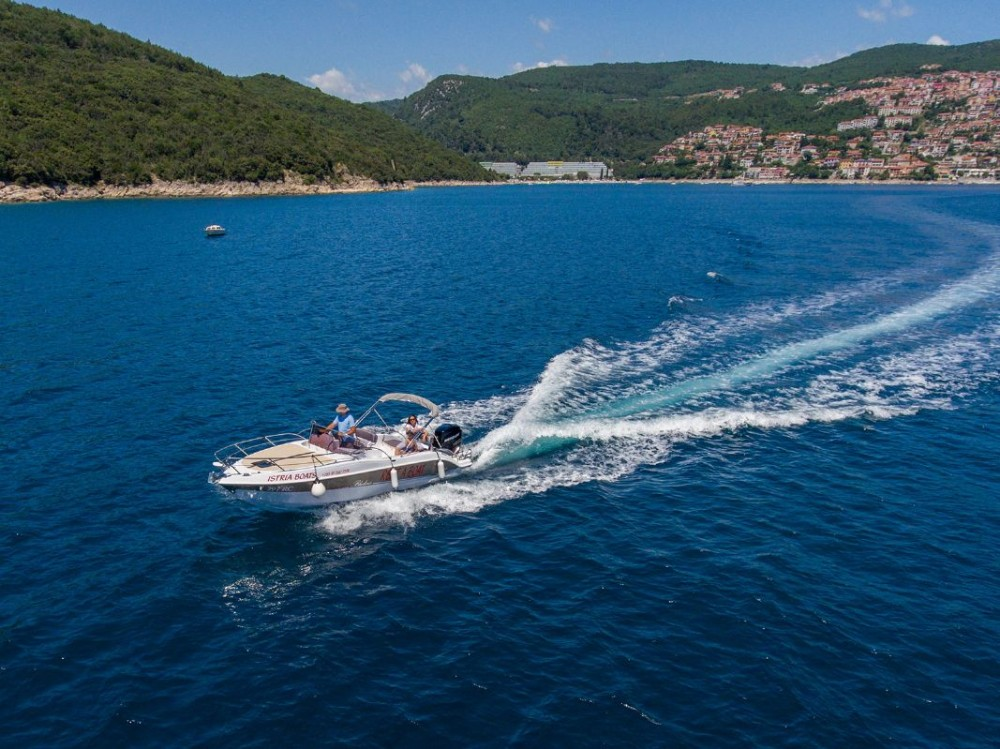 Blumax (Bluline) Bluline 23 Sundeck between personal and professional Pula