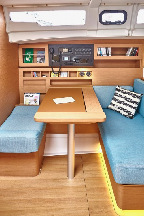 Jeanneau Sun Odyssey 490 - 3 cab. between personal and professional