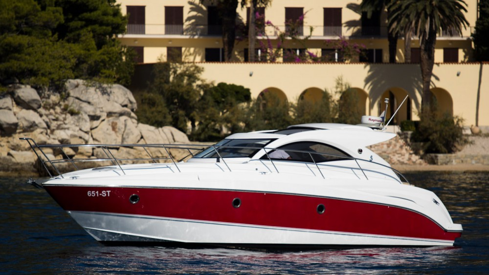 Hire Motorboat with or without skipper Bénéteau Croatia