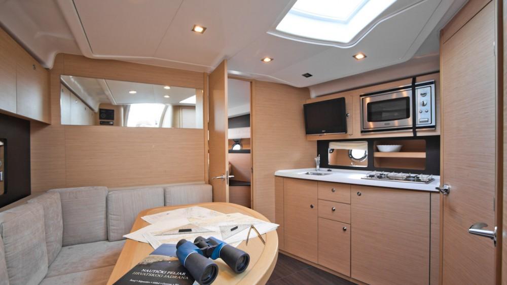 Rental yacht Croatia - Bénéteau Monte Carlo 37 Hard Top on SamBoat