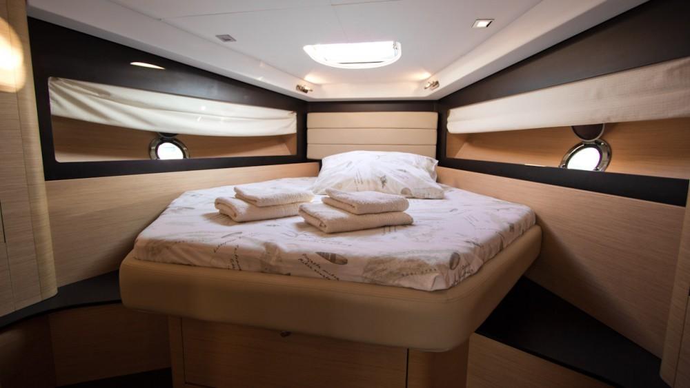 Boat rental Croatia cheap Monte Carlo 37 Hard Top