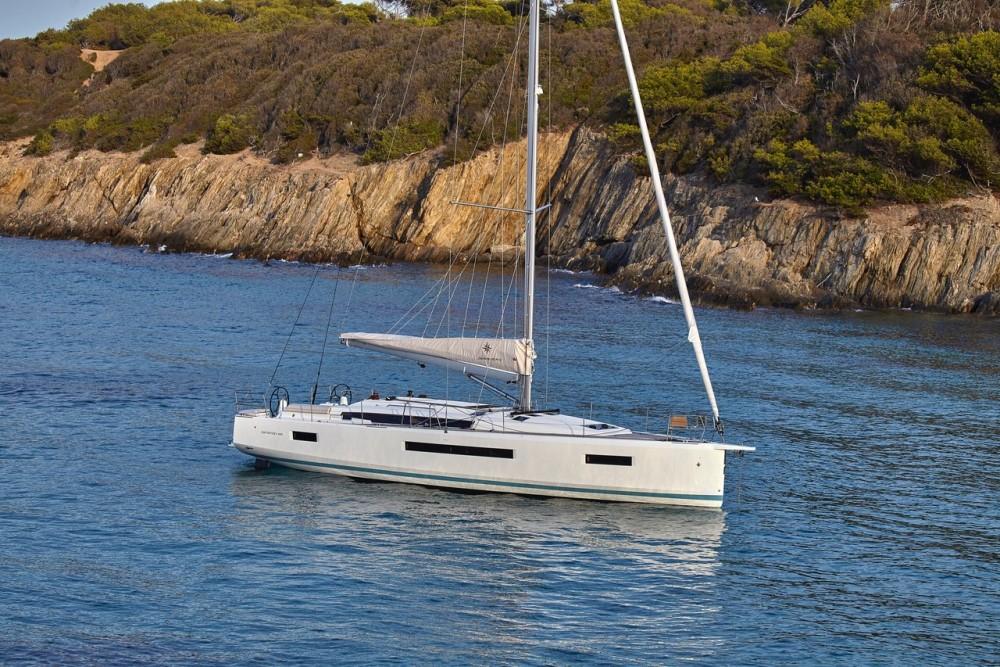 Rental Sailboat in Primošten - Jeanneau Sun Odyssey 490 - 4 + 1 cab.