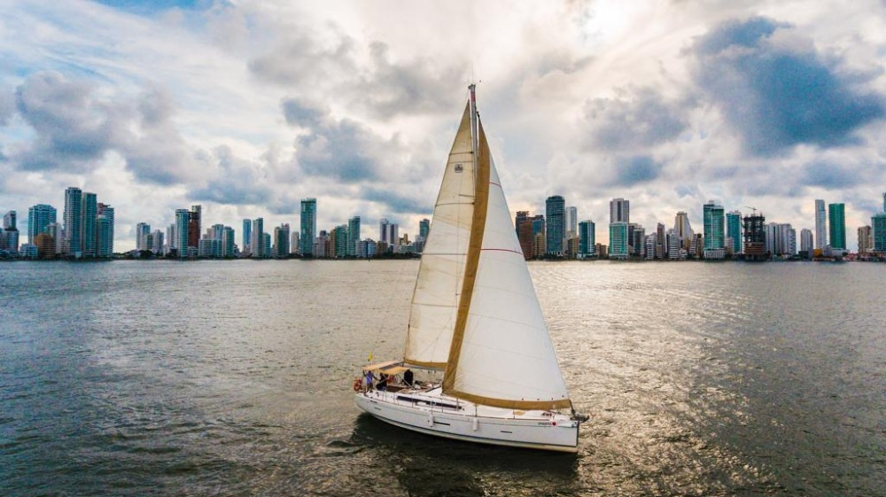 Hire Sailboat with or without skipper Dufour Cartagena