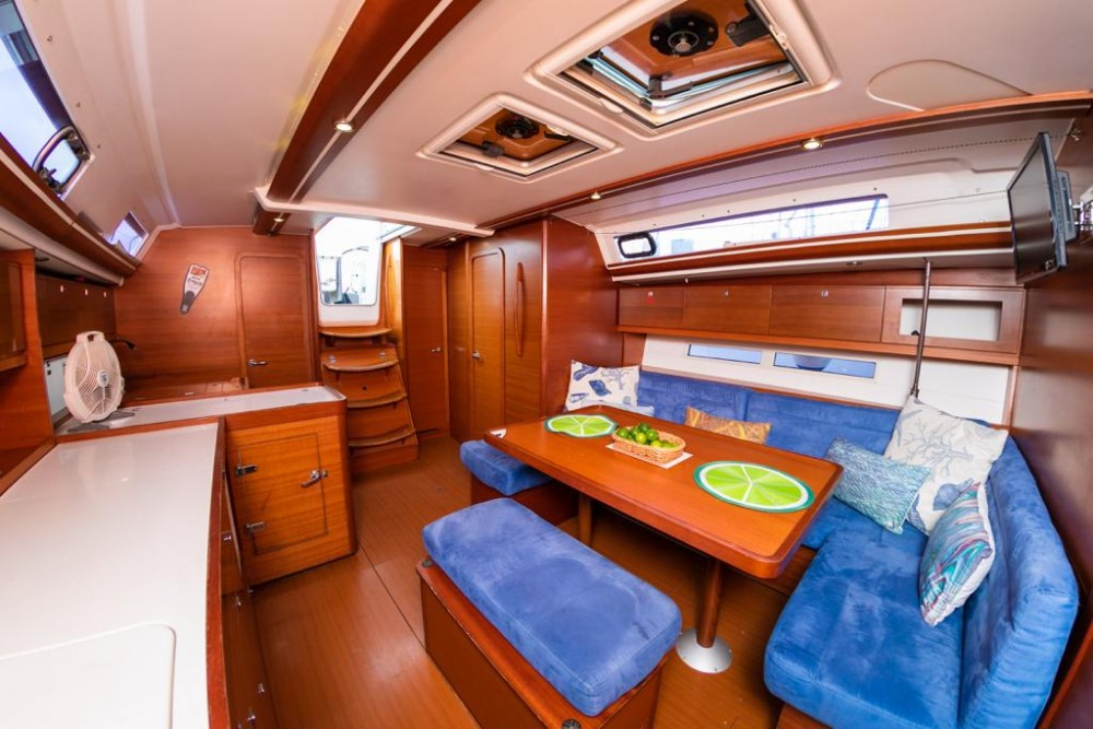 Rental yacht Cartagena - Dufour Dufour 450 GL on SamBoat