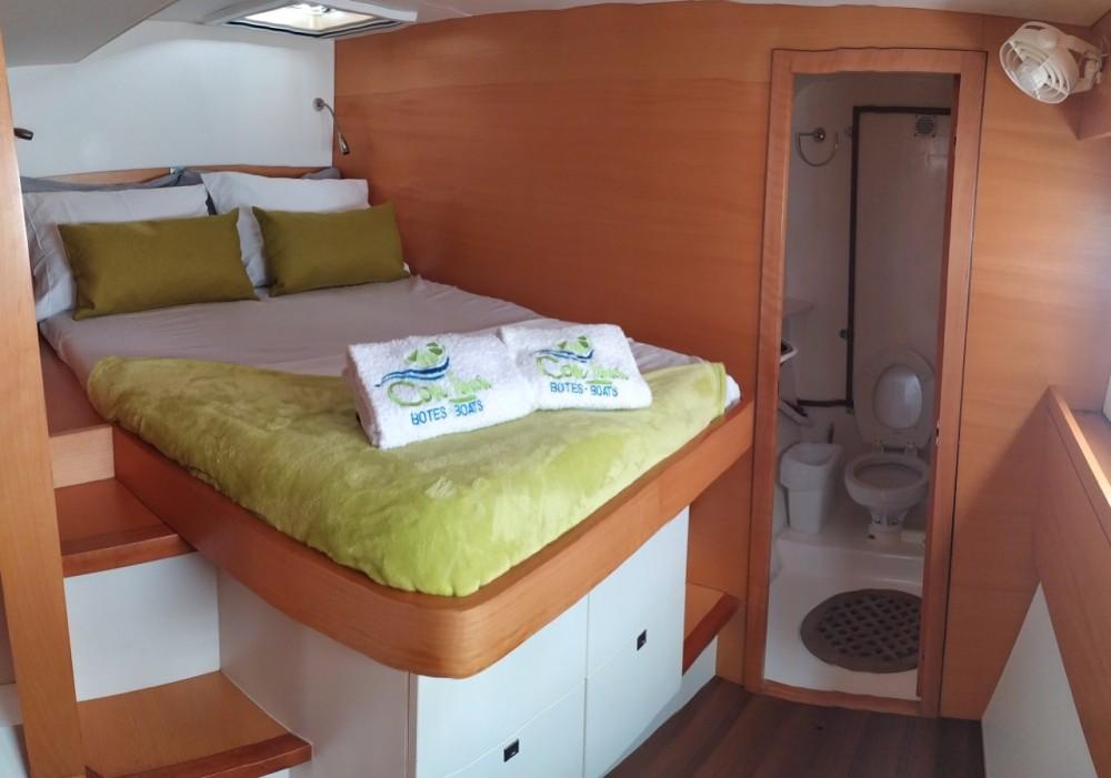 Rental yacht Cartagena - Nautitech Rochefort Nautitech 482 - 4 + 2 cab. on SamBoat