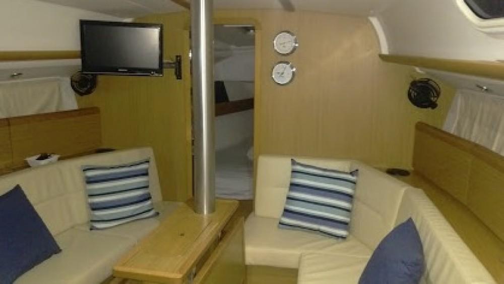 Rental Sailboat in Cartagena - Jeanneau Sun Odyssey 36i