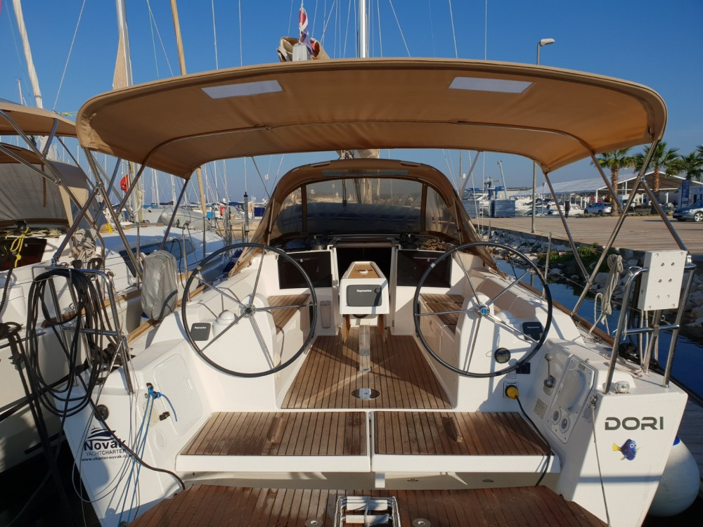 Dufour Dufour 350 Grand Large between personal and professional Croatia