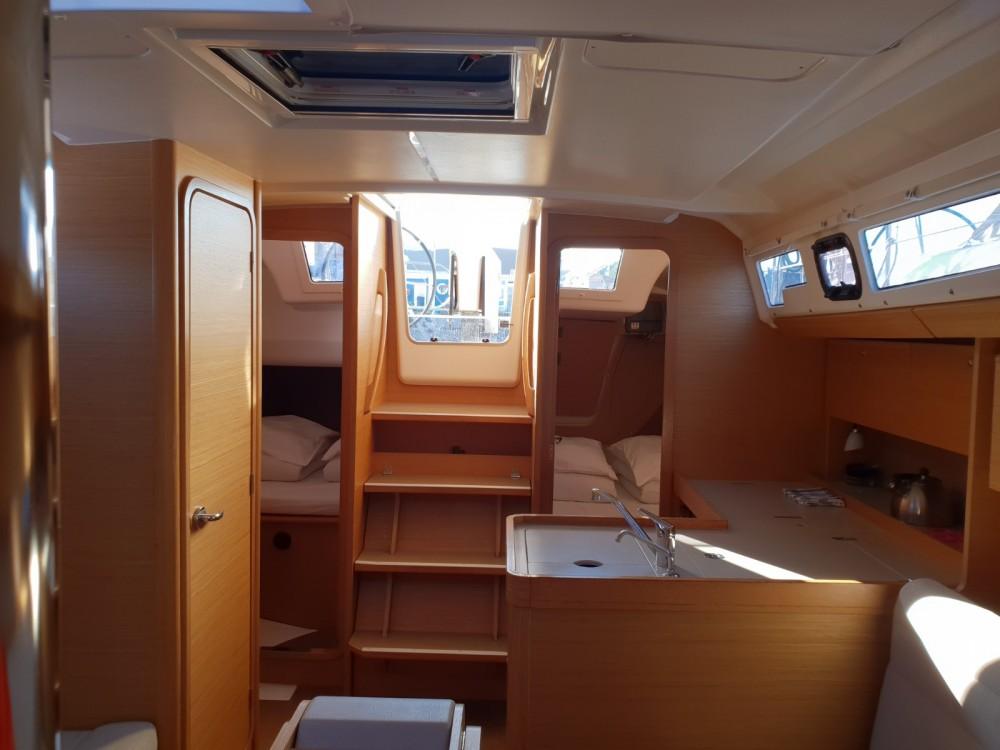 Rental Sailboat in Croatia - Dufour Dufour 350 Grand Large