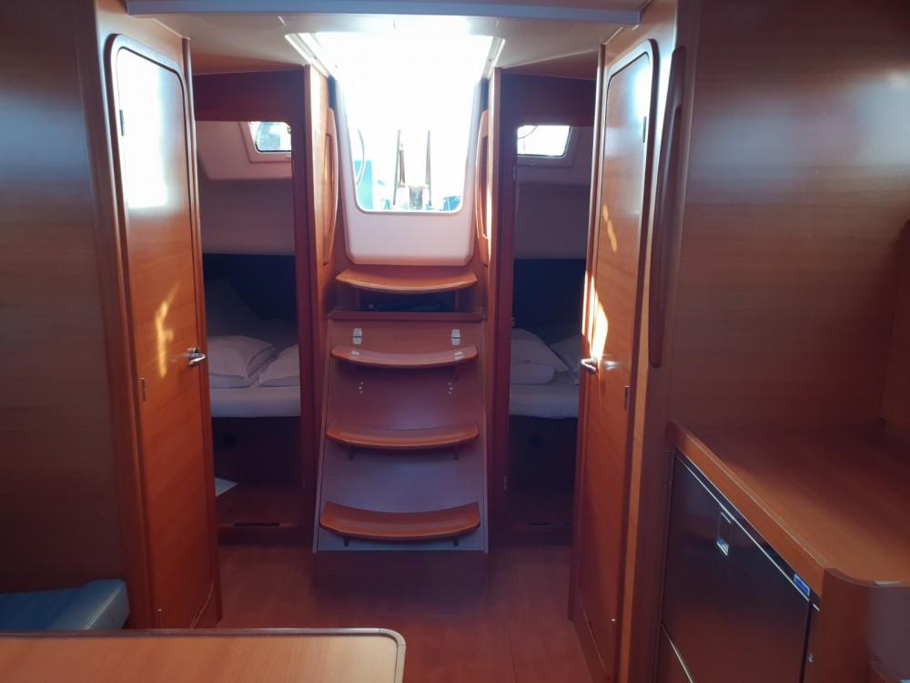 Boat rental Croatia cheap Dufour 382 Grand Large