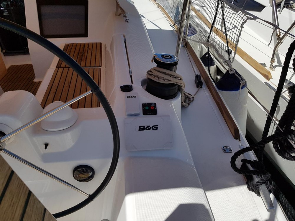 Boat rental Croatia cheap Dufour 412 Grand Large
