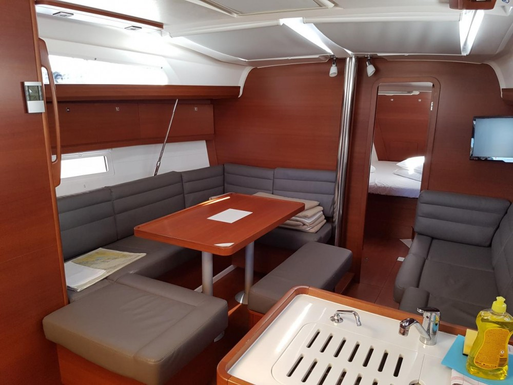Hire Sailboat with or without skipper Dufour Croatia