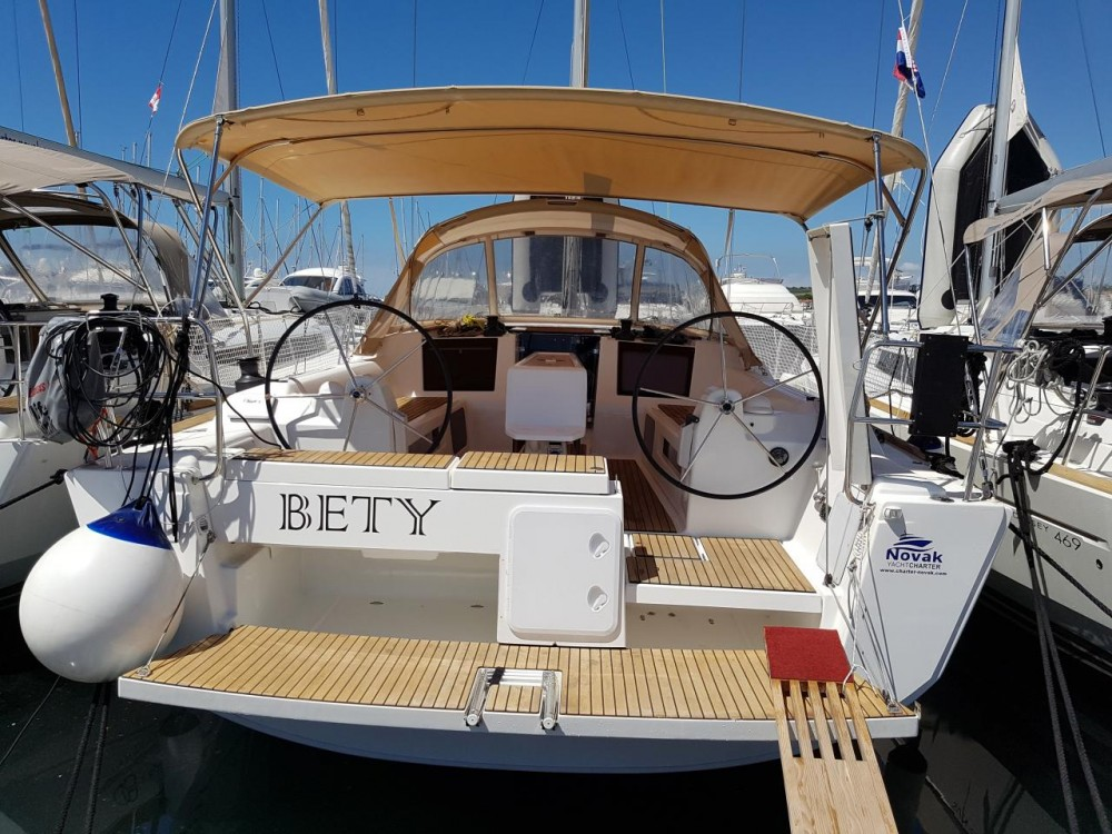Dufour Dufour 412 Grand Large between personal and professional Croatia