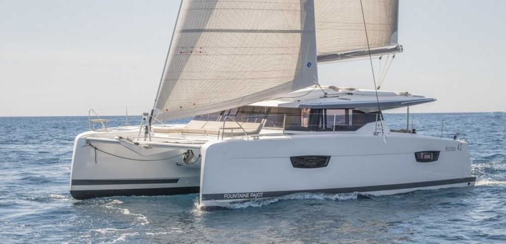 Fountaine Pajot Fountaine Pajot Astrea 42 between personal and professional Croatia