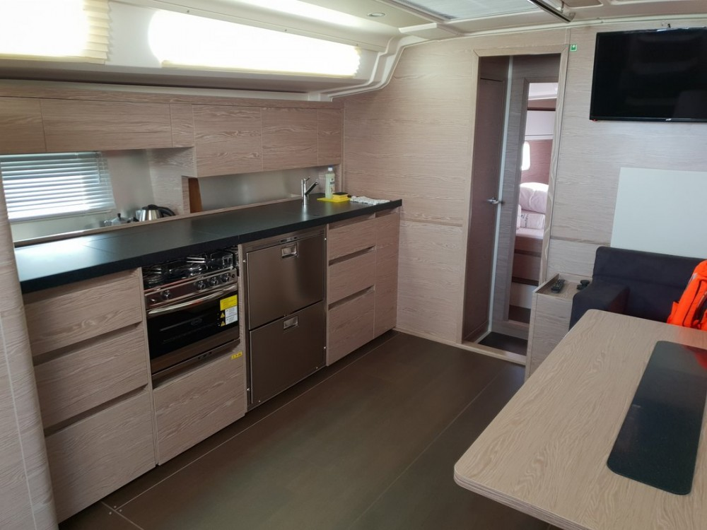 Boat rental Hanse Hanse 508 - 5 + 1 cab. in  on Samboat