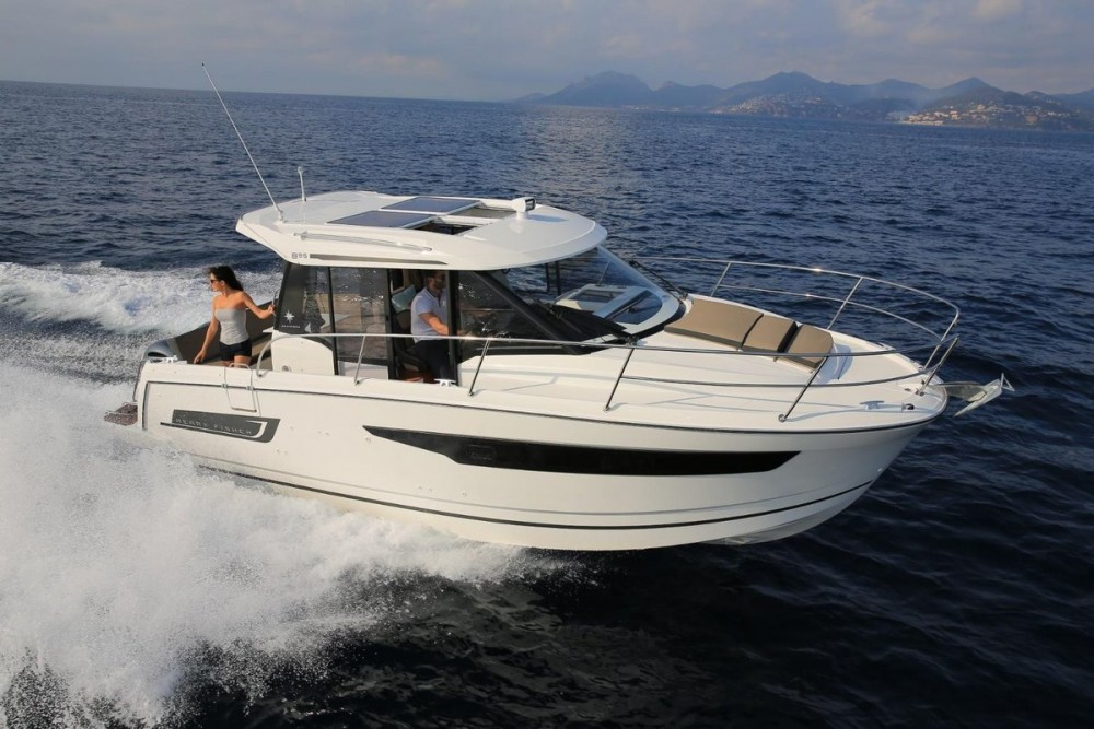 Rental yacht Croatia - Jeanneau Merry Fisher 895 on SamBoat