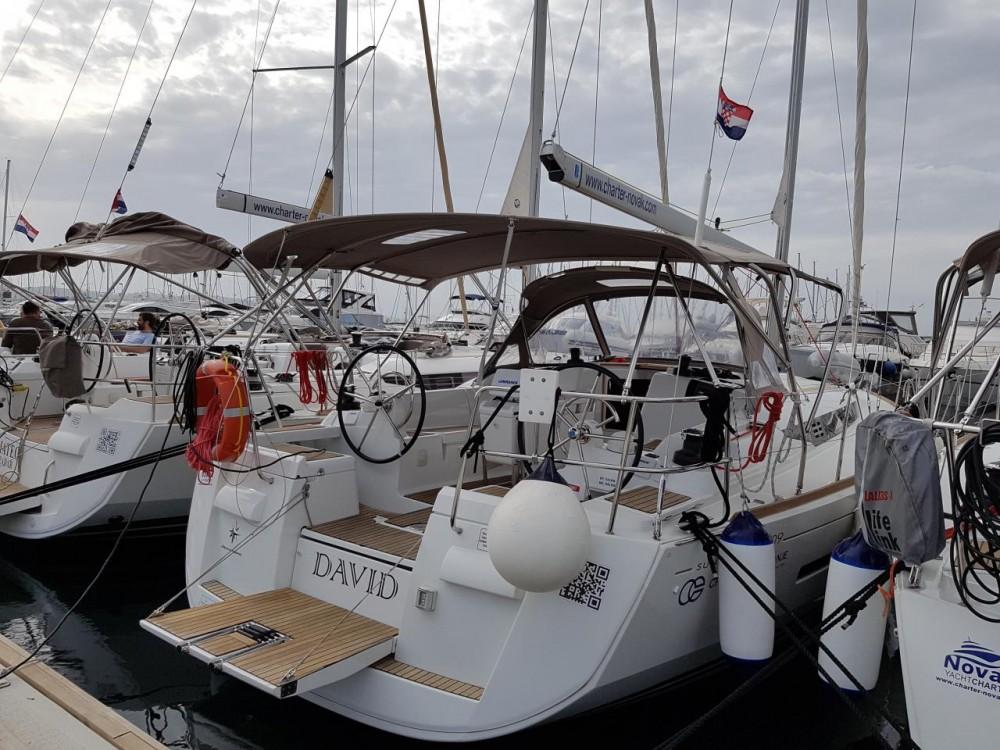 Rent a Jeanneau Sun Odyssey 409 Croatia
