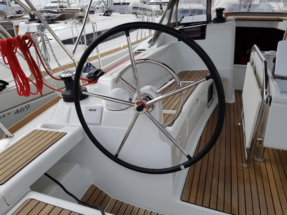 Hire Sailboat with or without skipper Jeanneau Croatia
