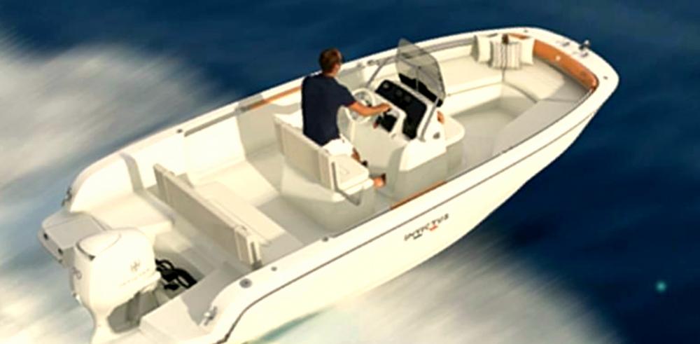 Motor boat for rent Primorsko-Goranska Županija at the best price