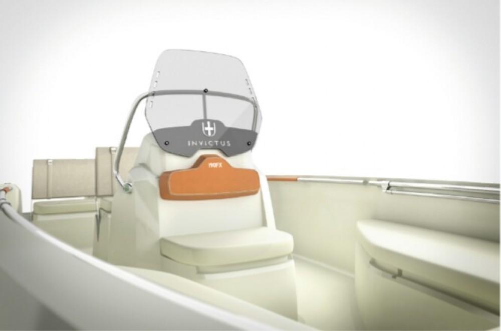 Rental yacht Primorsko-Goranska Županija - Invictus  Invictus 190 FX on SamBoat