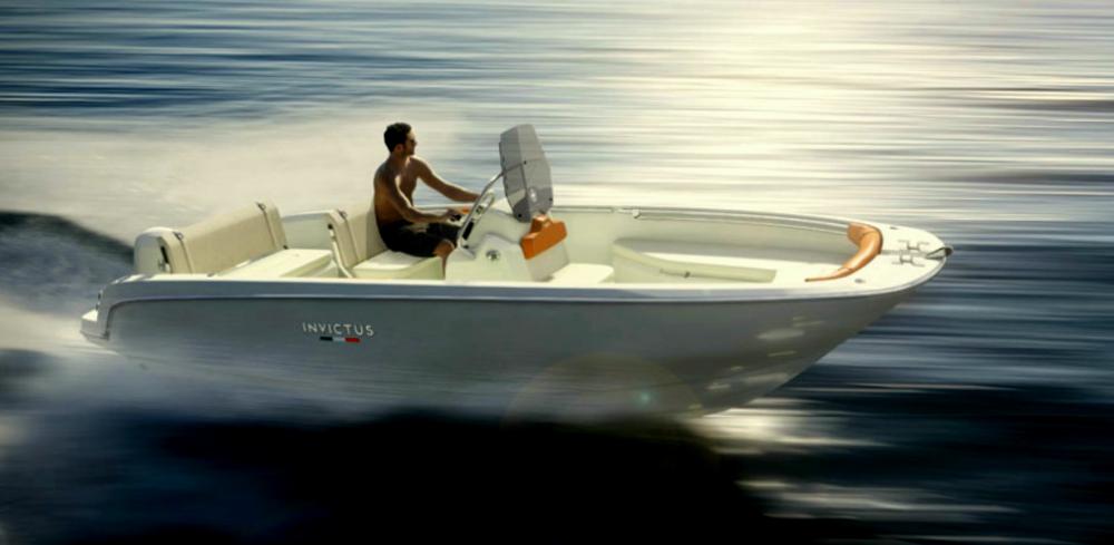 Boat rental Invictus  Invictus 190 FX in Primorsko-Goranska Županija on Samboat