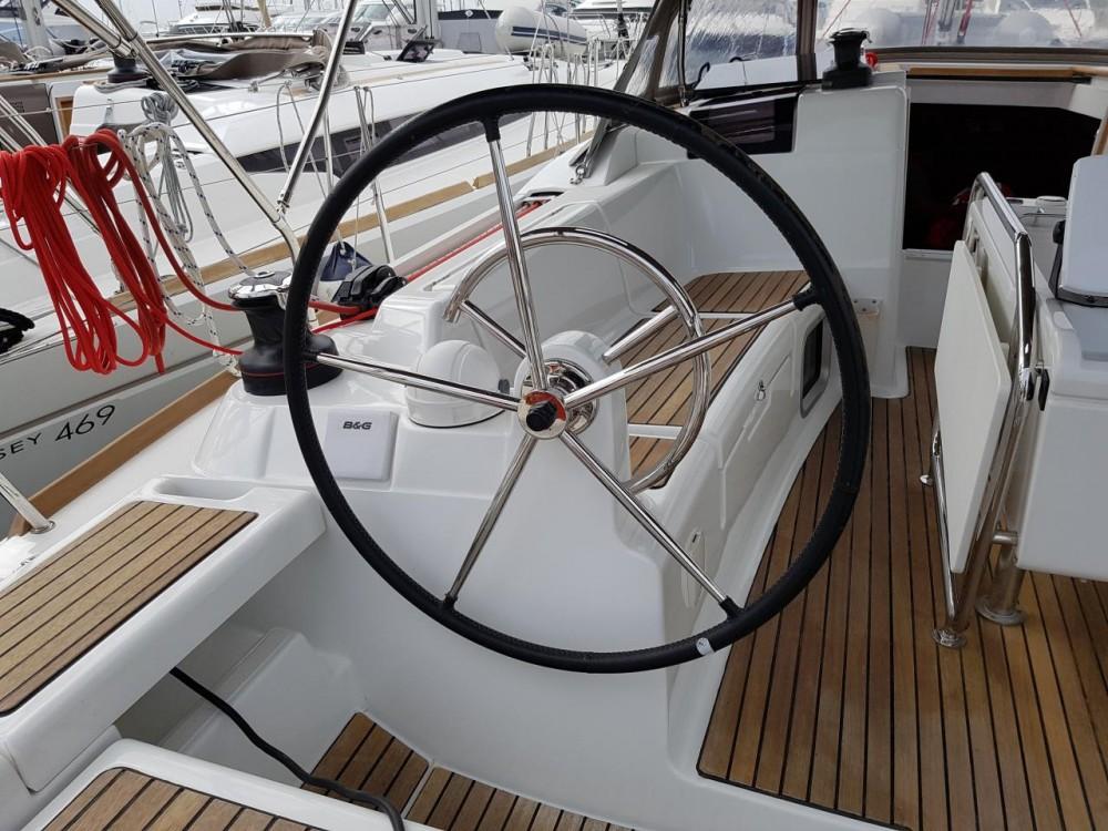 Jeanneau Sun Odyssey 409 between personal and professional Croatia