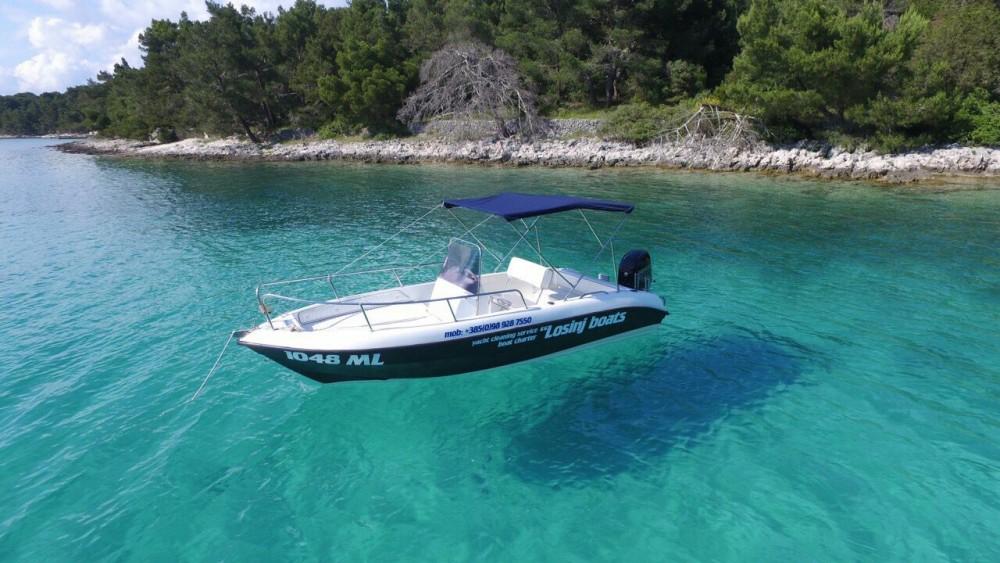 Boat rental Primorsko-Goranska Županija cheap Luka 17