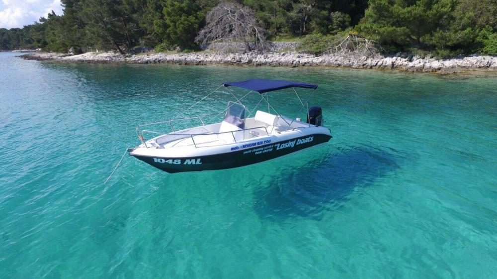Boat rental Mlaka Sport Luka 17 in Primorsko-Goranska Županija on Samboat