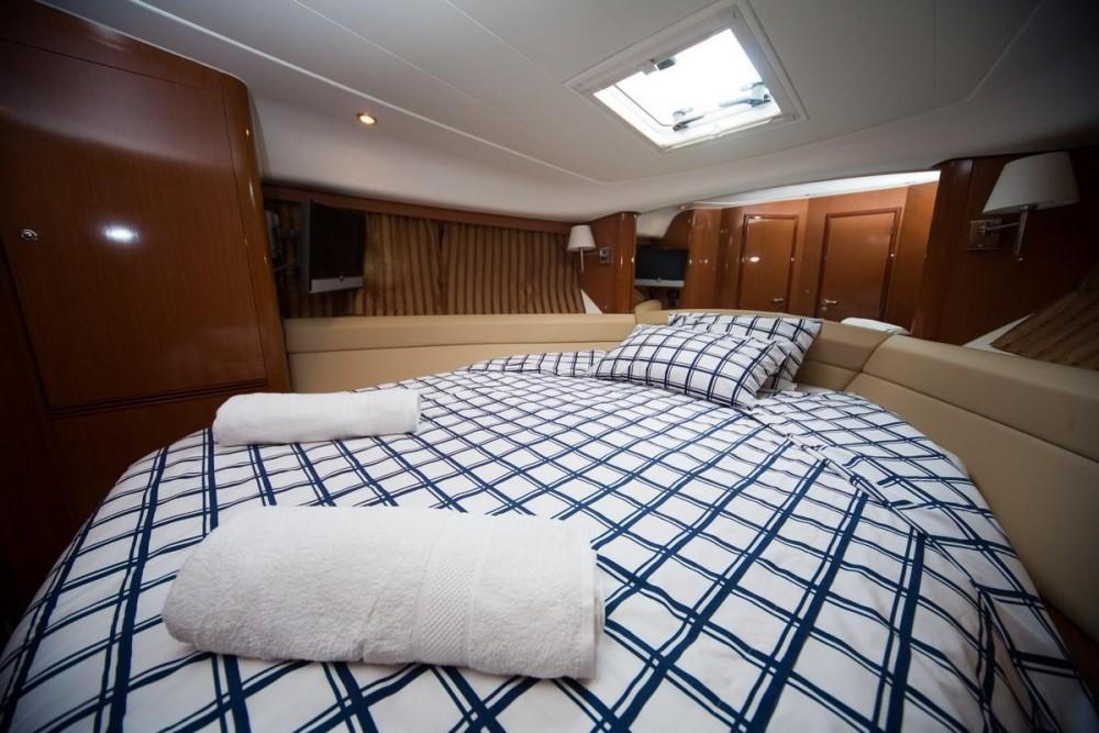 Boat rental Croatia cheap Prestige 42 Fly