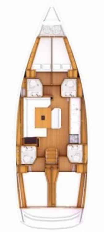 Rental Sailboat in Croatia - Jeanneau Sun Odyssey 469
