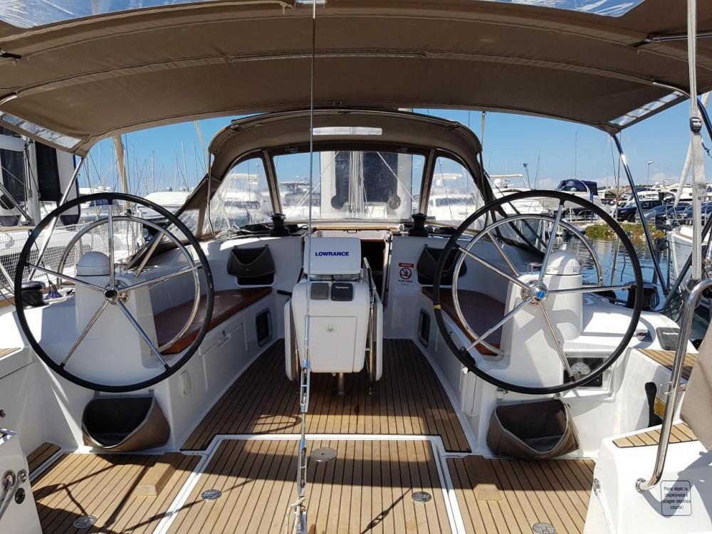 Rental yacht Croatia - Jeanneau Sun Odyssey 469 on SamBoat