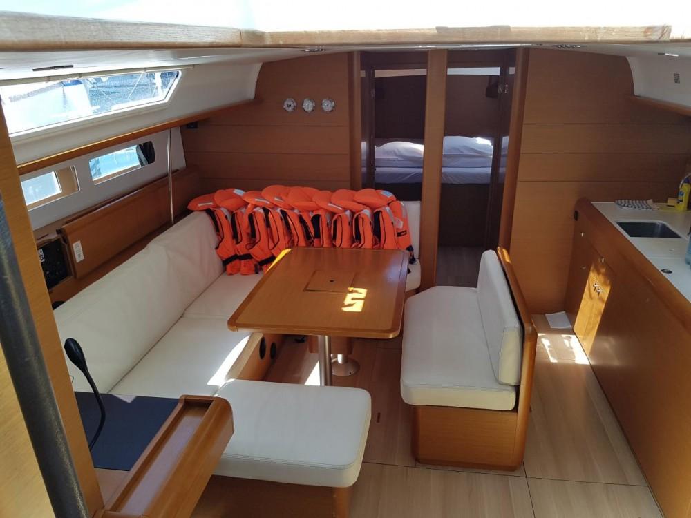 Jeanneau Sun Odyssey 469 between personal and professional Croatia