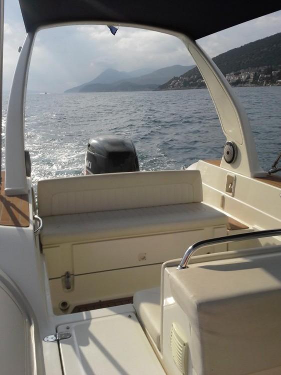 Rental RIB in Croatia - Capelli Tempest 770 Sun