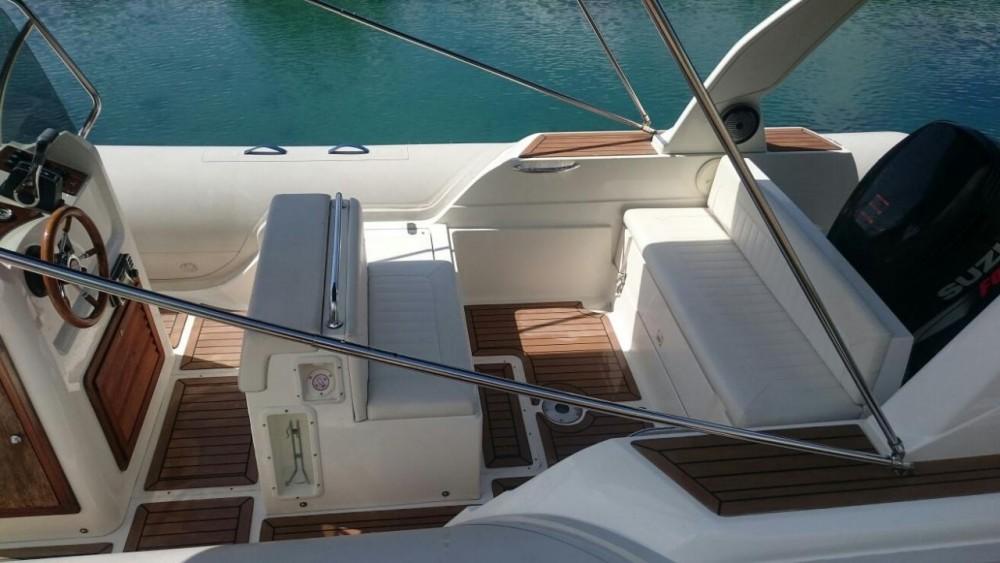 Boat rental Croatia cheap Tempest 770 Sun