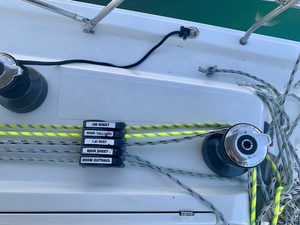 Boat rental Hanse Hanse 445 in Croatia on Samboat