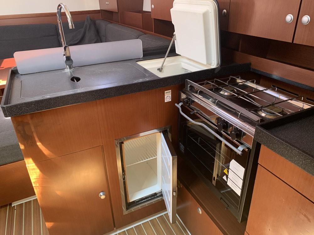 Rental yacht Croatia - Hanse Hanse 445 on SamBoat