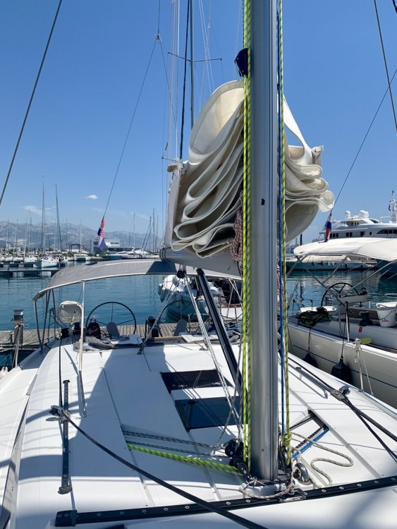 Hanse Hanse 445 between personal and professional Croatia