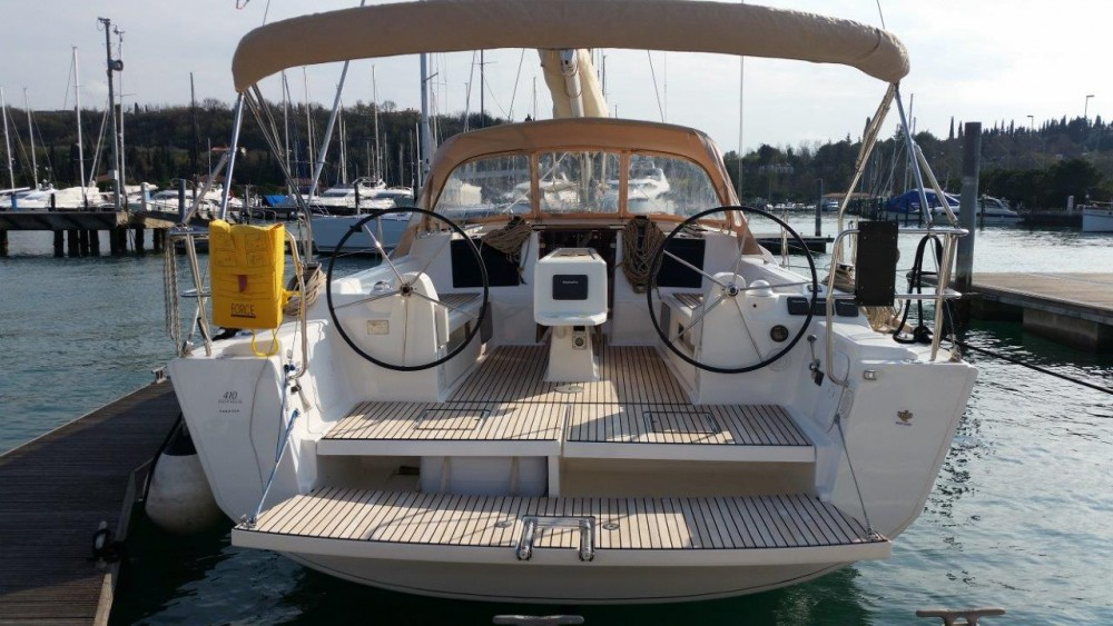 Rental Sailboat in Croatia - Dufour Dufour 410 GL