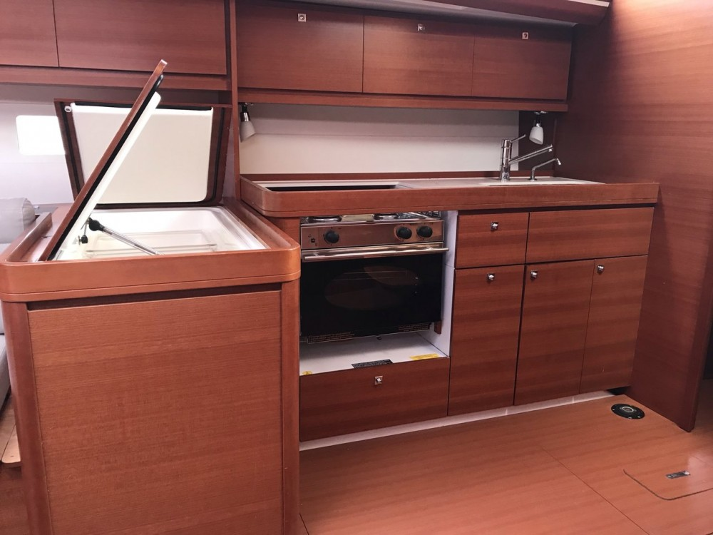 Dufour Dufour 410 GL between personal and professional Croatia