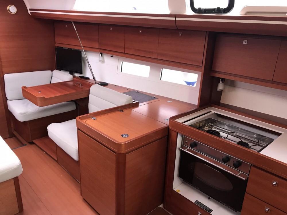 Boat rental Croatia cheap Dufour 410 GL