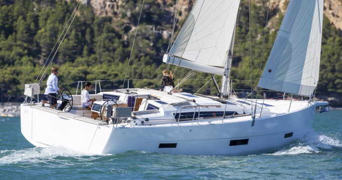 Rental yacht Punat - Dufour Dufour 430 GL on SamBoat