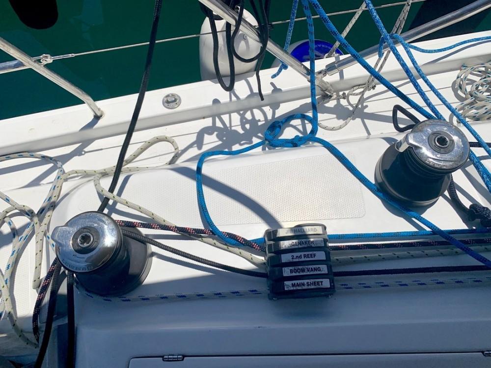 Rental yacht Croatie - Hanse Hanse 445 on SamBoat