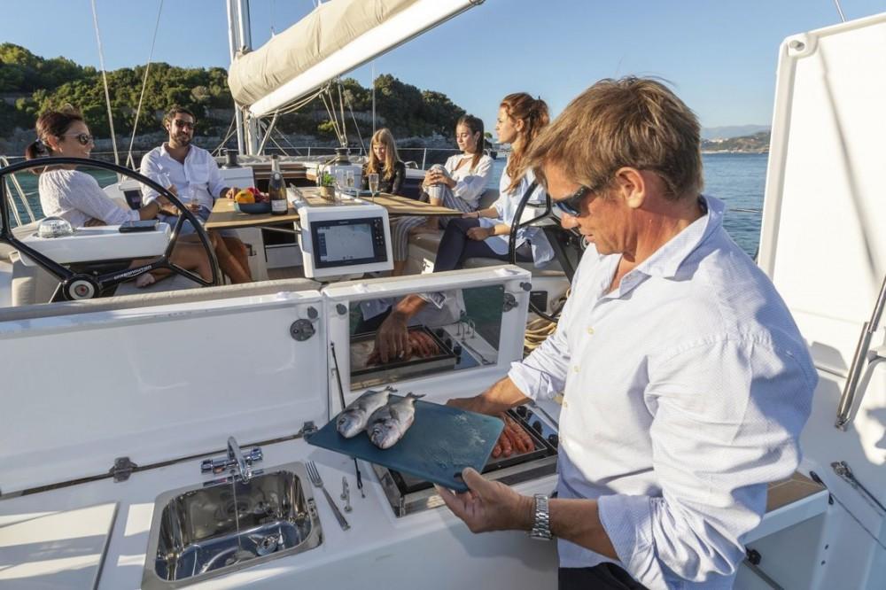 Rental yacht Croatia - Dufour Dufour 43 on SamBoat