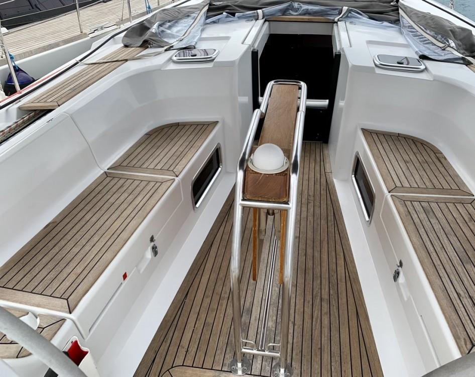 Boat rental Croatie cheap Hanse 445
