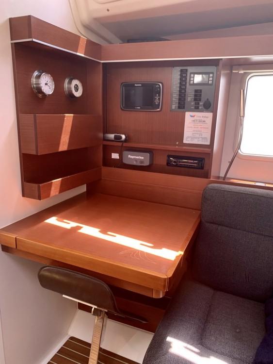 Rental Sailboat in Croatie - Hanse Hanse 445