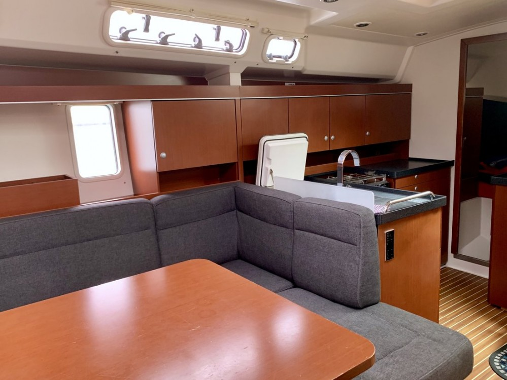Boat rental Croatia cheap Hanse 445