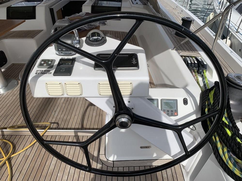 Rental Sailboat in Croatia - Hanse Hanse 575