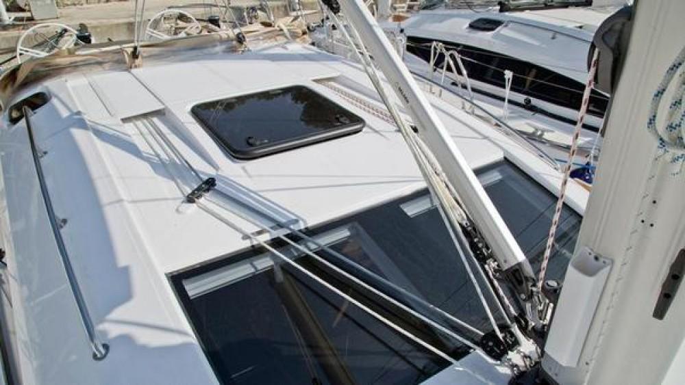Boat rental Croatia cheap Elan Impression 45